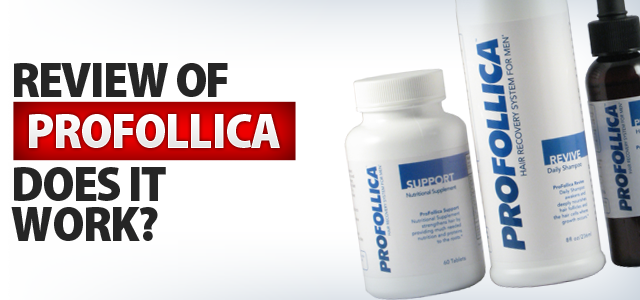 Does Profollica hair loss treatment work