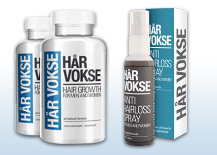 Har Vokse Hair Loss Treatment review