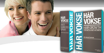 Har Vokse Hair Regrowth Review